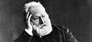 """Portrait of French writer Victor Hugo dated of the 1880's. Victor Hugo was born in 1802 and died in 1885. He wrote several masterpieces of the French literature such as """"Les Miserables"""" """"Notre Dame de Paris"""" """"Hernani"""" etc... Hugo was also a member of Parliament elected in 1848 in favor of democracy and went on exile in Spain after the 02 December 1851 coup. / AFP / NADAR"""